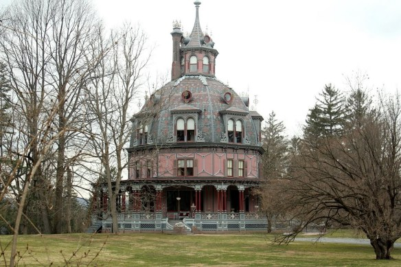 Armour-Stiner House, Irvington, New York.  Source:  JMReidy on panoramio.com