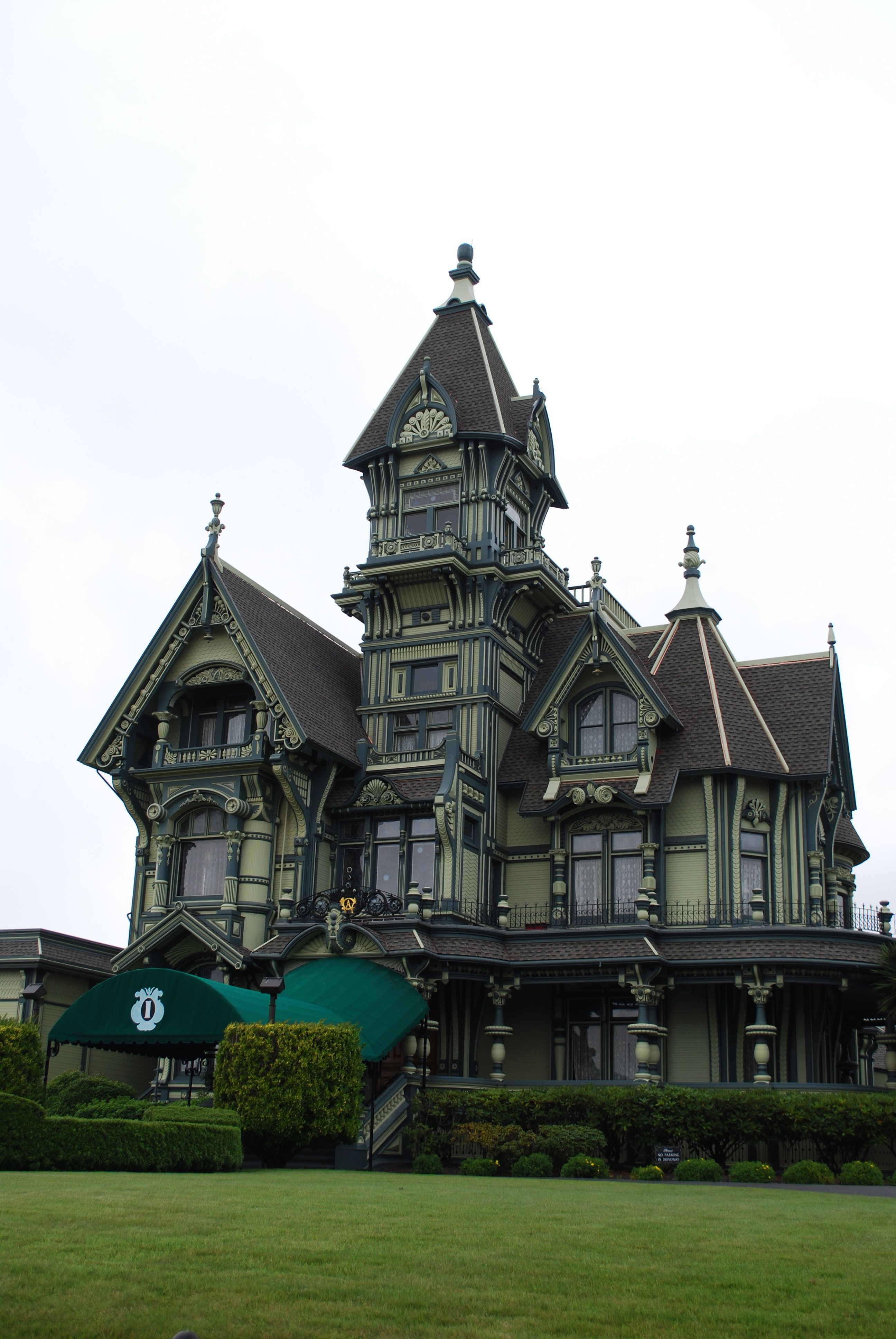 Gothic revival style homes