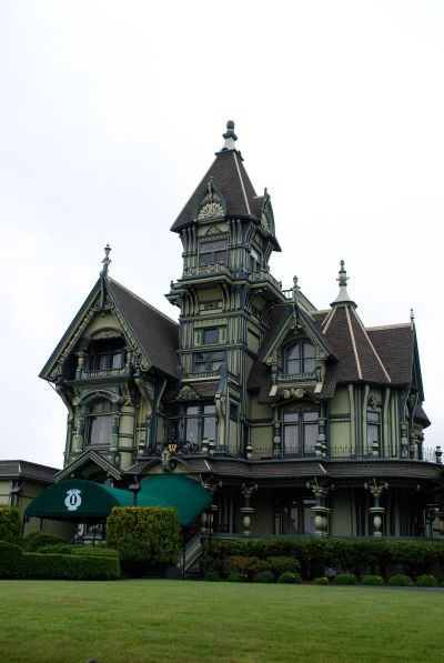Carson Mansion, Eureka, California