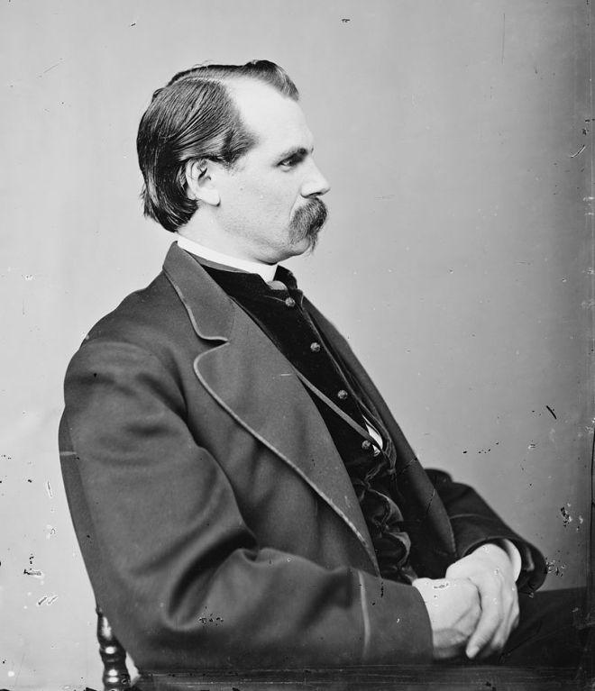 Thaddeus Lowe, ca. 1855
