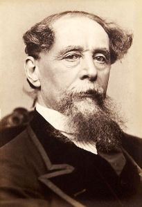 Charles Dickens, 1867.