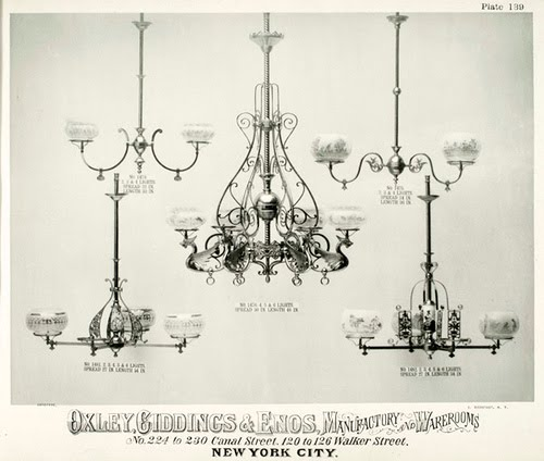 Giddings Lighting Advertisement