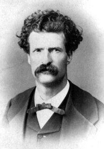 Twain, 1867.