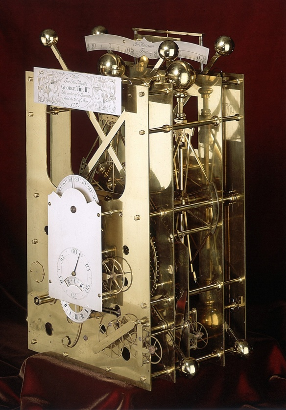 Harrison's Second Marine Chronometer, H-2