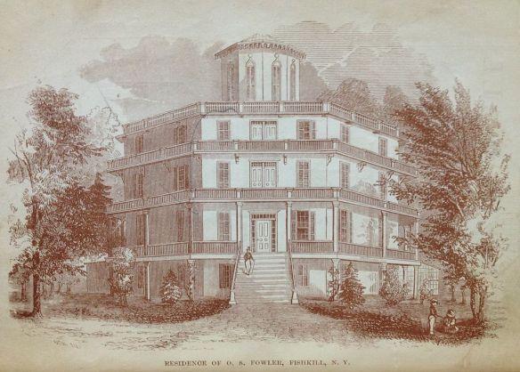 Fowler_octagonal_mansion
