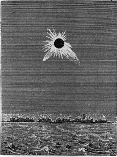 Caroline-Island-1883-Eclipse